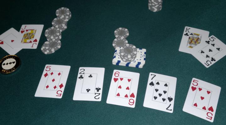 Reglas del póker: Calles post flop