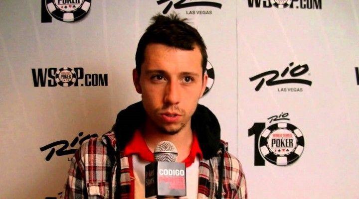 Jugadores de póker famosos: Andoni Larrabe