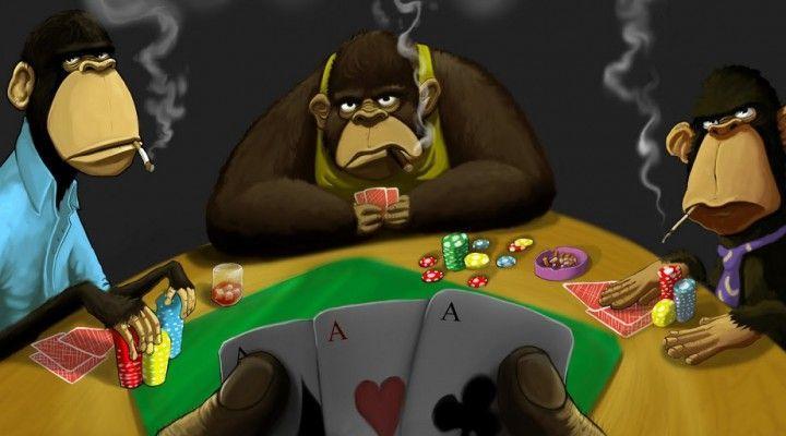Vídeos de póker:Farol (bluff)