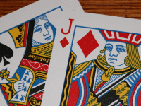 Manos de póker: Broadway