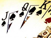 Manos de póker: Escalera de color VS Top pair