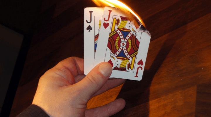 Jugar al póker: Raise over limpers