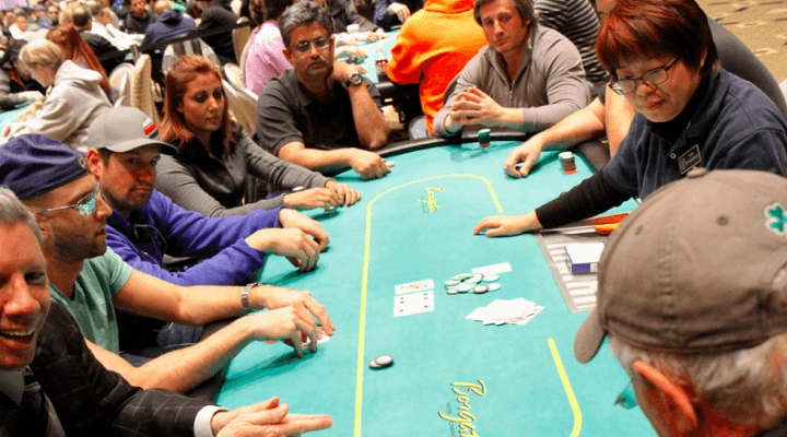 Juego texas póker: Diferentes estilos de juego