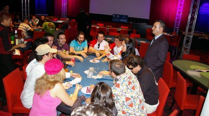 Los torneos de póker Sit and Go