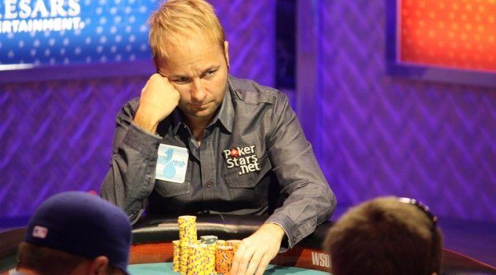 Jugadores de póker famosos: Daniel Negreanu