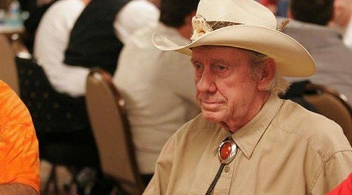 Jugadores de póker famosos: Amarillo Slim