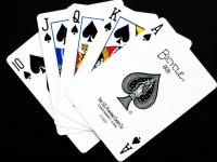 Reglas de póker: Flush draw