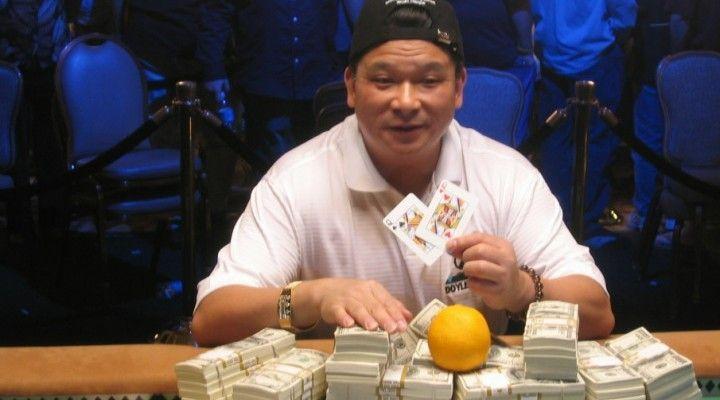 Jugadores de póker famosos: Johnny Chan