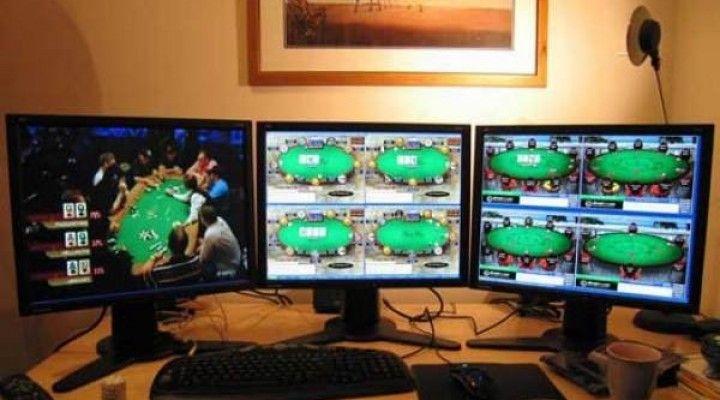 Salas de póker para jugar con dinero ficticio