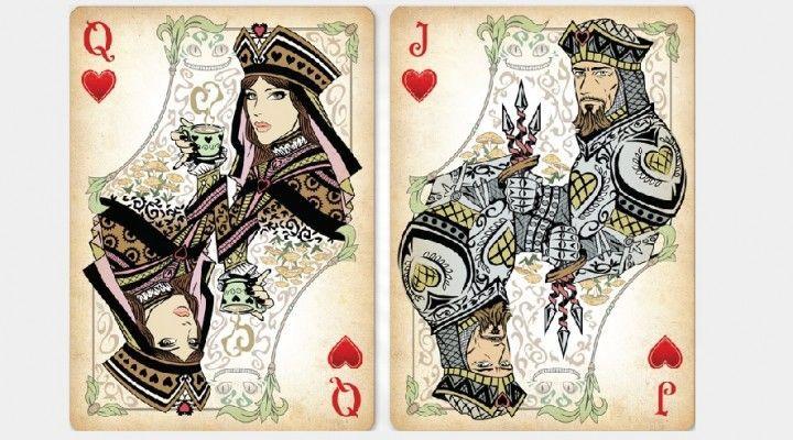 Manos de póker: Como jugar QJ off suited