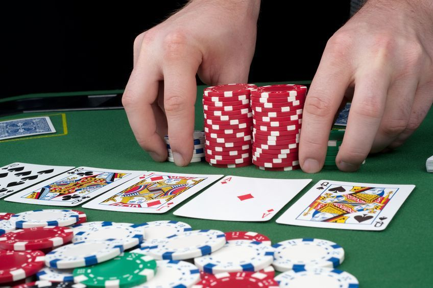 jugadas de póker