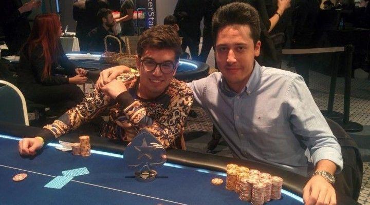 Noticias póker: Adrián Mateos gana dos picas del EPT en un día