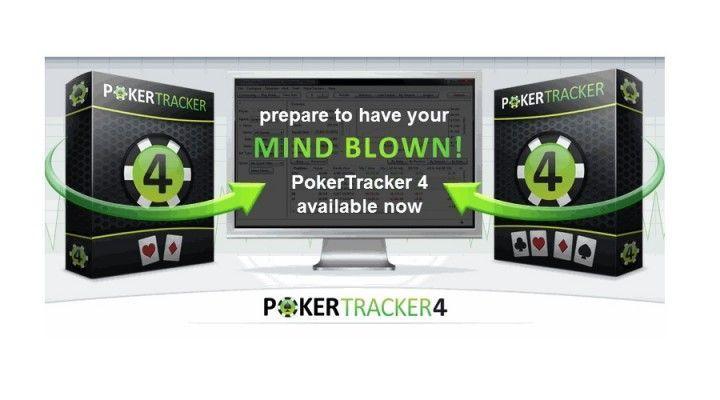 Software de póker: Poker Tracker 4