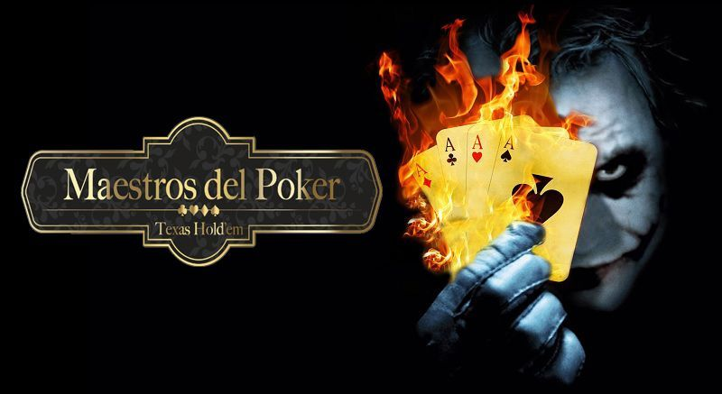 Maestros del Poker