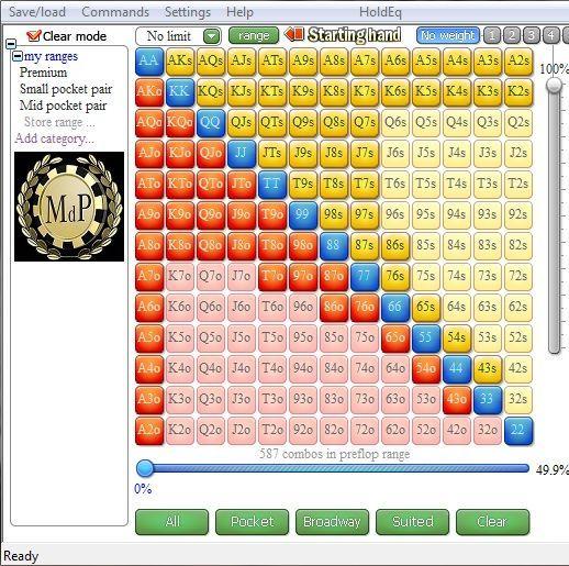 board póker
