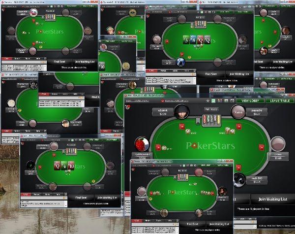 cash póker