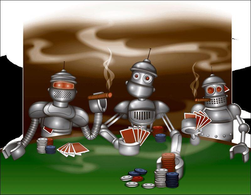 bots de póker