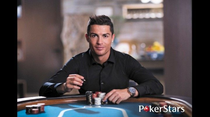 Team Pro de PokerStars, Cristiano Ronaldo