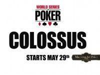 Colossus, un torneo de póker que hará historia