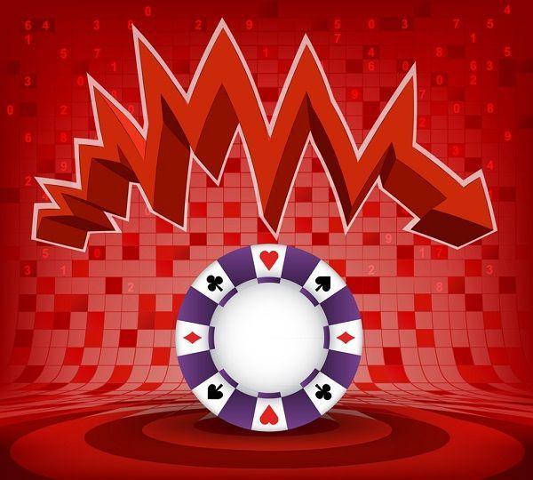 mala suerte en el póker