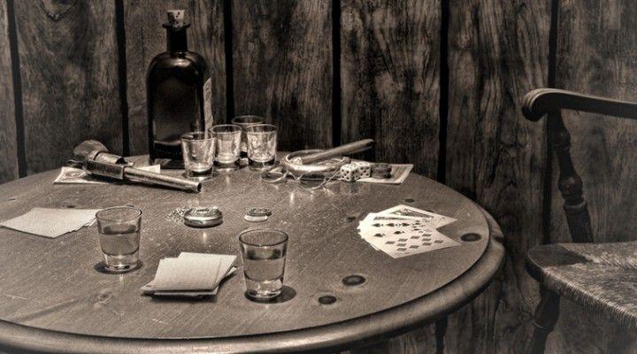 Vídeo: Asi se jugaba al póker