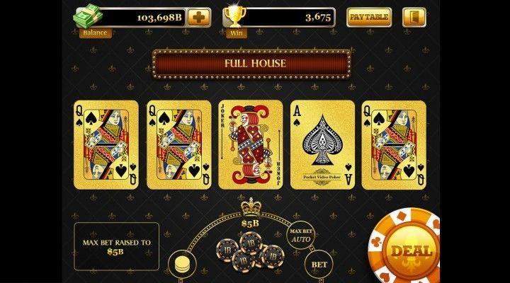 Tipos de póker, variantes de póker
