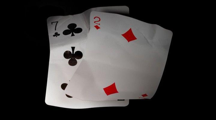 Vídeo de póker, Cualquier mano puede ganar