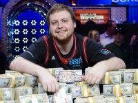 Joe McKeehen, campeón de las WSOP 2015