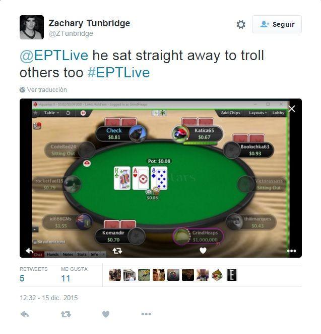 Spin & Go de PokerStars