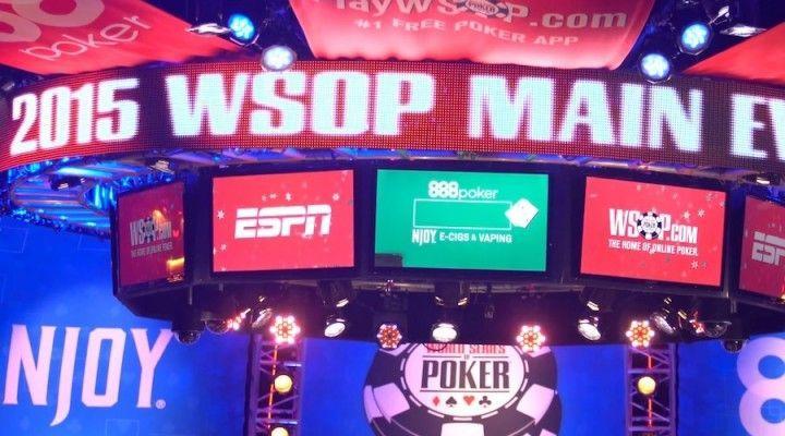 Vídeos de póker, WSOP 2015 Main Event, episodios 3 y 4