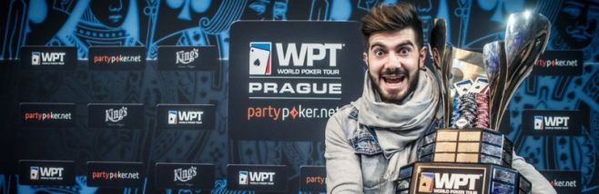 Word Poker Tour de Praga