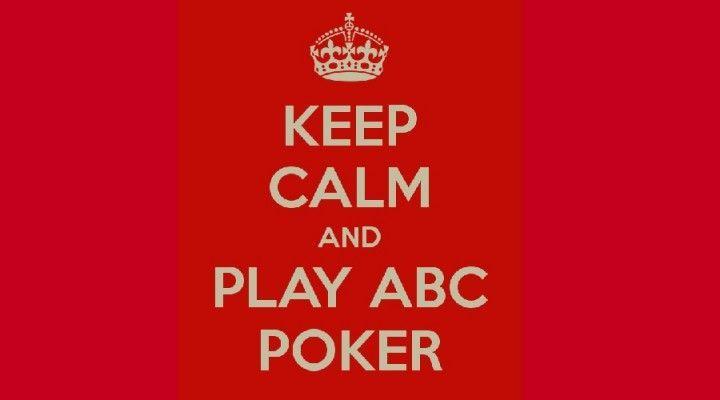 Jugar ABC póker correctamente