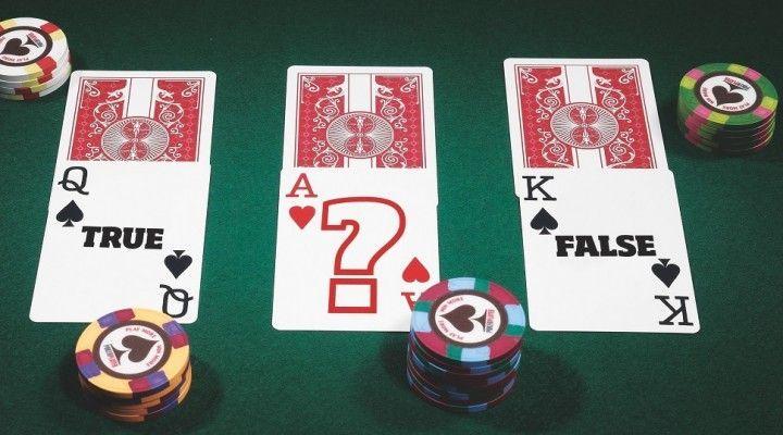 Curso de póker, Historia de un aprendiz 1/2