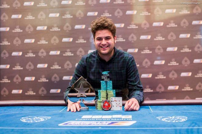 Estrellas Poker Tour de Madrid 2016