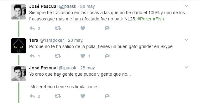 perder al póker